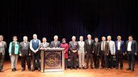 "SAÜ'de ""Prof. Dr. Muzaffer Elmas'a Özel Veda"