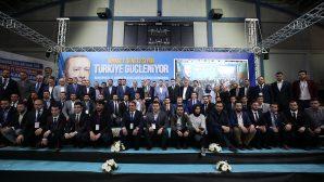 """""""AK Parti bir gençlik hareketidir"""""""