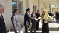 Sakarya'nın yeni İl Milli Eğitim Müdürü Fazilet Durmuş görevine başladı