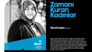 Eraslan 'Zamanı Kuran Kadınlar'ı anlatacak