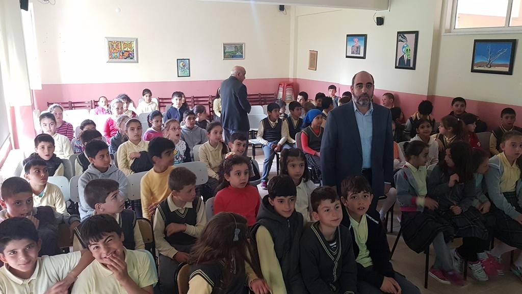 Arifiye Neviye İlkokulu'nda Değerler Eğitimi Semineri