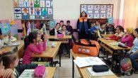 Arifiye Neviye İlkokulu'nda AFAD Eğitimi Yapıldı
