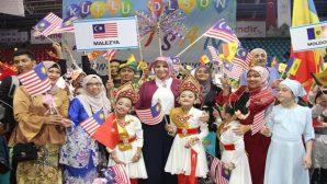 Halk Oyunları Festivali,Muhteşem Gala Gecesiyle sona erdi.