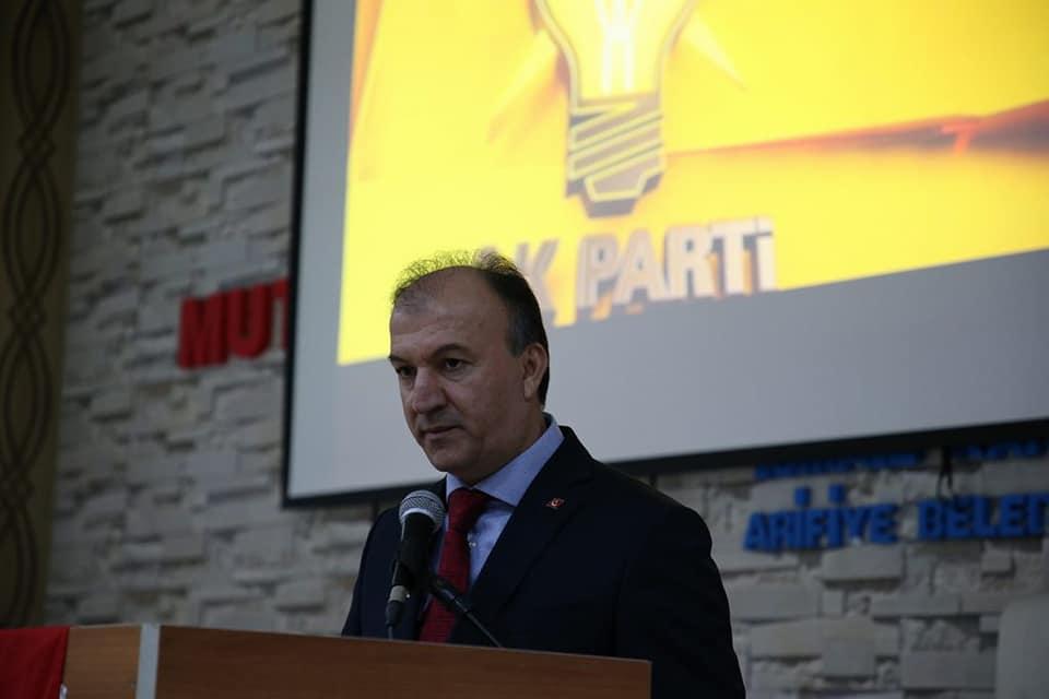 Ak Parti Arifiye İlçe Başkanı Ali Başar 'Biz Hazırız'