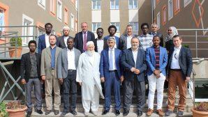 ÇAD'lı Öğrenciler Arifiye Muhammed Fatih Safitürk KYK yurdunda