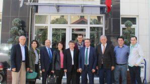 Sakarya Balkan Göçmenleri Derneğinden Karakullukçu'ya ziyaret
