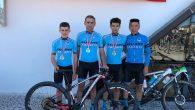 Bisiklet Takımı'ndan 3 madalyalı kupa