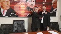 MHP Arifiye'de yeni üye katılımları
