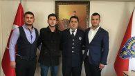 Polis Haftasının 173. yılında Arifiye Emniyet Müdürlüğüne ziyaret