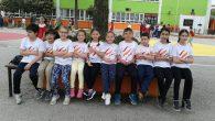 Bekir Sıtkı Durgun Geleneksel Çocuk Oyunlarında Tüm Sınıflarda Arifiye Birincisi