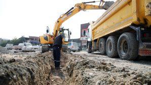 7 milyonluk atıksu altyapısında Arifiye'de var