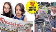 Türkiye Gazetesi'nin 49.Gurur yılı