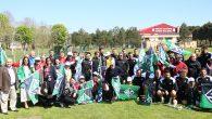 Sakaryaspor'a en güzel destek