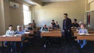 Uzman Pedegog Sedat DEMİR'den Arifiye-Kaynak Kuran Kursu öğrencilerine eğitim