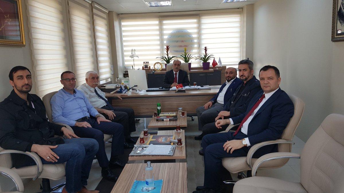 Eğitim-Bir-Sen Sakarya Şube Başkanından Arifiye'de ziyaretler
