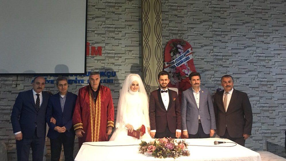 Ak Parti Arifiye Gençlik Kolları Başkanı Tanç'ın Mutlu Günü