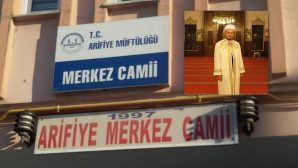 İstek Dışı Olsada Arifiye Merkez Camisinde göreve başladığını duyurdu…