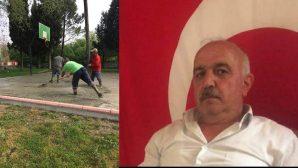 Ahmediye Mahalle Muhtarından Başkan Karakullukçu'ya teşekkür