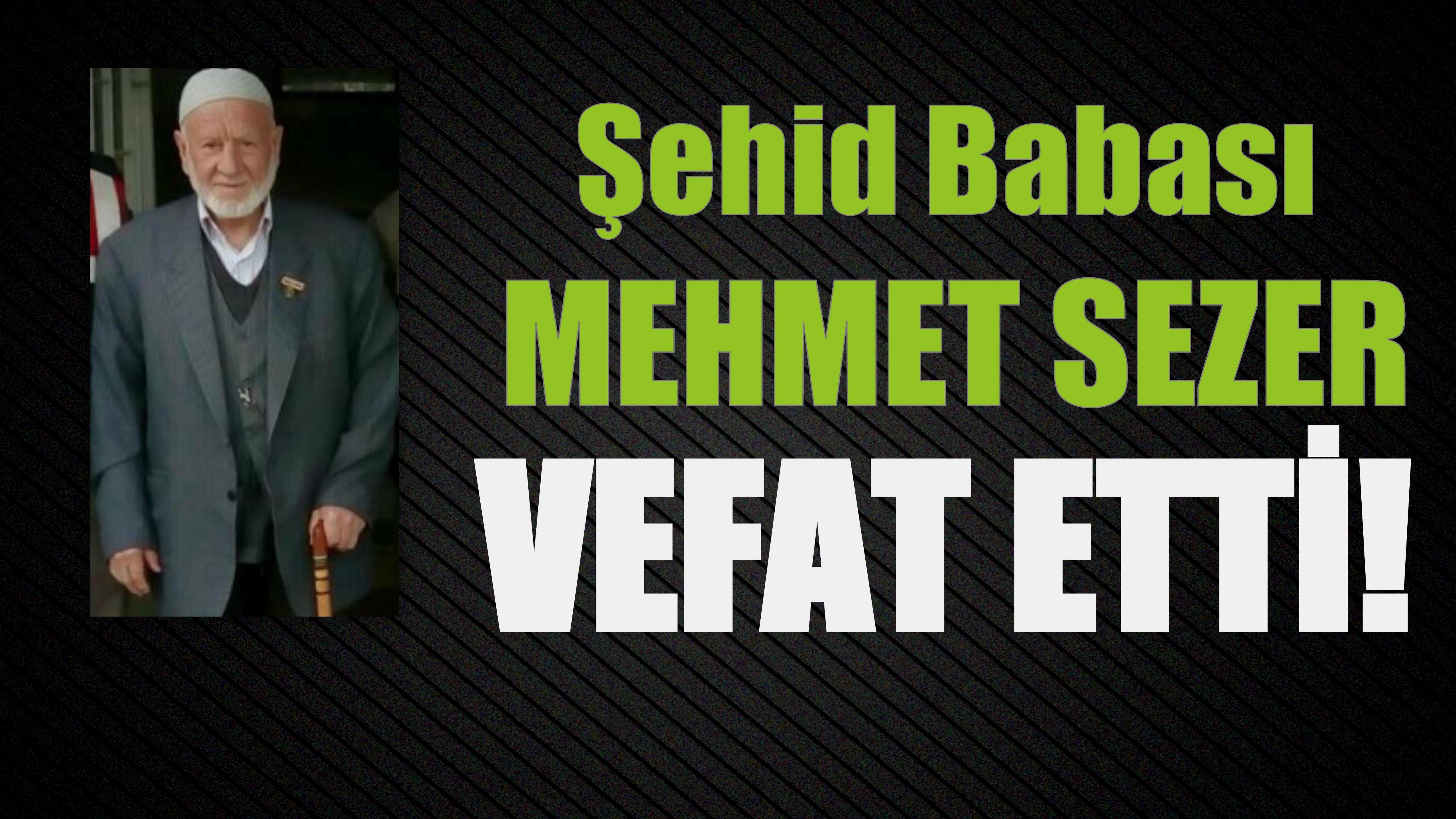 SEZER AİLESİNİN VE ARİFİYE'NİN ACI GÜNÜ!..