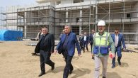 Arifiye'de Yapılan Yeni Hal Temmuz'da açılacak