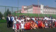 Arifiye Bekir Sıtkı'nın Futbol Turnuvası Sona erdi