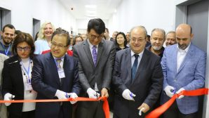 SAÜ Onkolojik Fotodinamik Tedavi Merkezi Açıldı