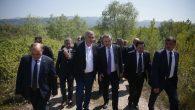 İlimize Gelen Bakan BAK,Mollaköy'de İncelemelerde bulundu