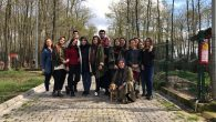 Öğrencilerden Sahipsiz Hayvanlar Bakımevine Ziyaret