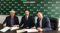 Milletvekili Ayhan Sefer Üstün'ün Yeşilay Sakarya'yı ziyareti