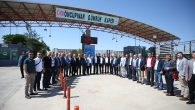 YERELSEN Başkanı Zeki Toçoğlu, Kilis'i ziyaret etti.