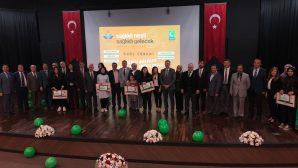 """""""Yeşilay 8. Sağlıklı Nesil Sağlıklı Gelecek Yetenek Yarışması """" il seçmeleri ödül töreni gerçekleştirildi."""
