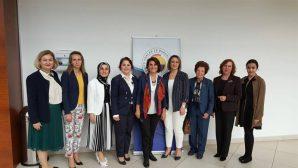 SATSO'dan Fatma Aygün Kahya,TOBB Kadın Çalışmaları Kurulu Yönetim Kurulu Başkan Yardımcısı oldu