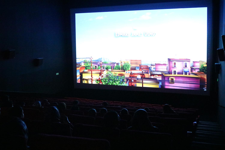 Özel öğrenciler sinema ile buluştu