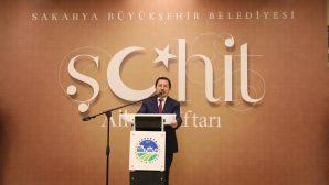 """Vali Balkanlıoğlu, """"Bu Millet Şehitlerimize ve Ailelerine Çok Şey Borçludur"""""""