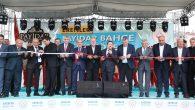 Vali Balkanlıoğlu Açılış ve Temel Atma Törenlerine Katıldı