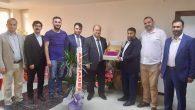 ARSİADER'den SAÜ Rektörü Yalçın'a ziyaret