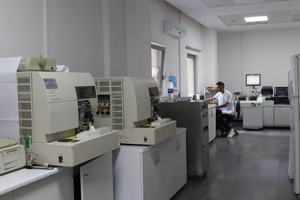 SAÜEAH'da Acil Laboratuvarı kuruldu
