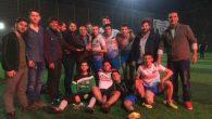 Arifiye Ak Gençliğin turnuvası sona erdi