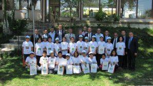 Lider Çocuk Tarım Kampı Arifiye Bekir Sıtkı'da…
