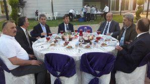 Öz Arifiye Motorlu Taşıyıcılar Kooperatifinden iftar