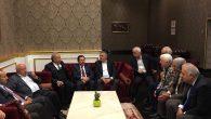 Sakarya'lılar Ankara'da Vakfın geleneksel iftarında buluştu