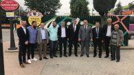 MHP Adayları Arifiye'yi boş bırakmıyor