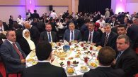 Cumhurbaşkanımızın verdiği iftara katıldılar