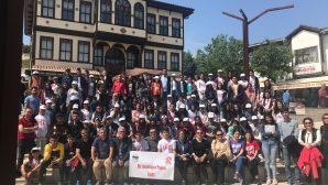 'Biz Anadoluyuz' projesi kapsamında Kars İlinden öğrenciler Sakarya'ya geldi.