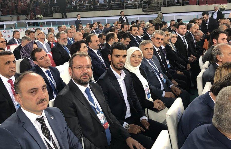 Ak Parti Sakarya Milletvekilleri aday tanıtım toplantısında