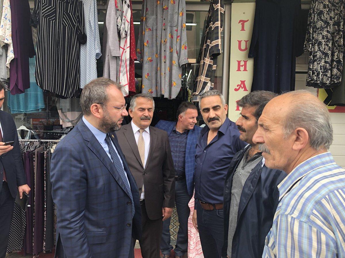 Milletvekili Uncuoğlu Arifiye'de