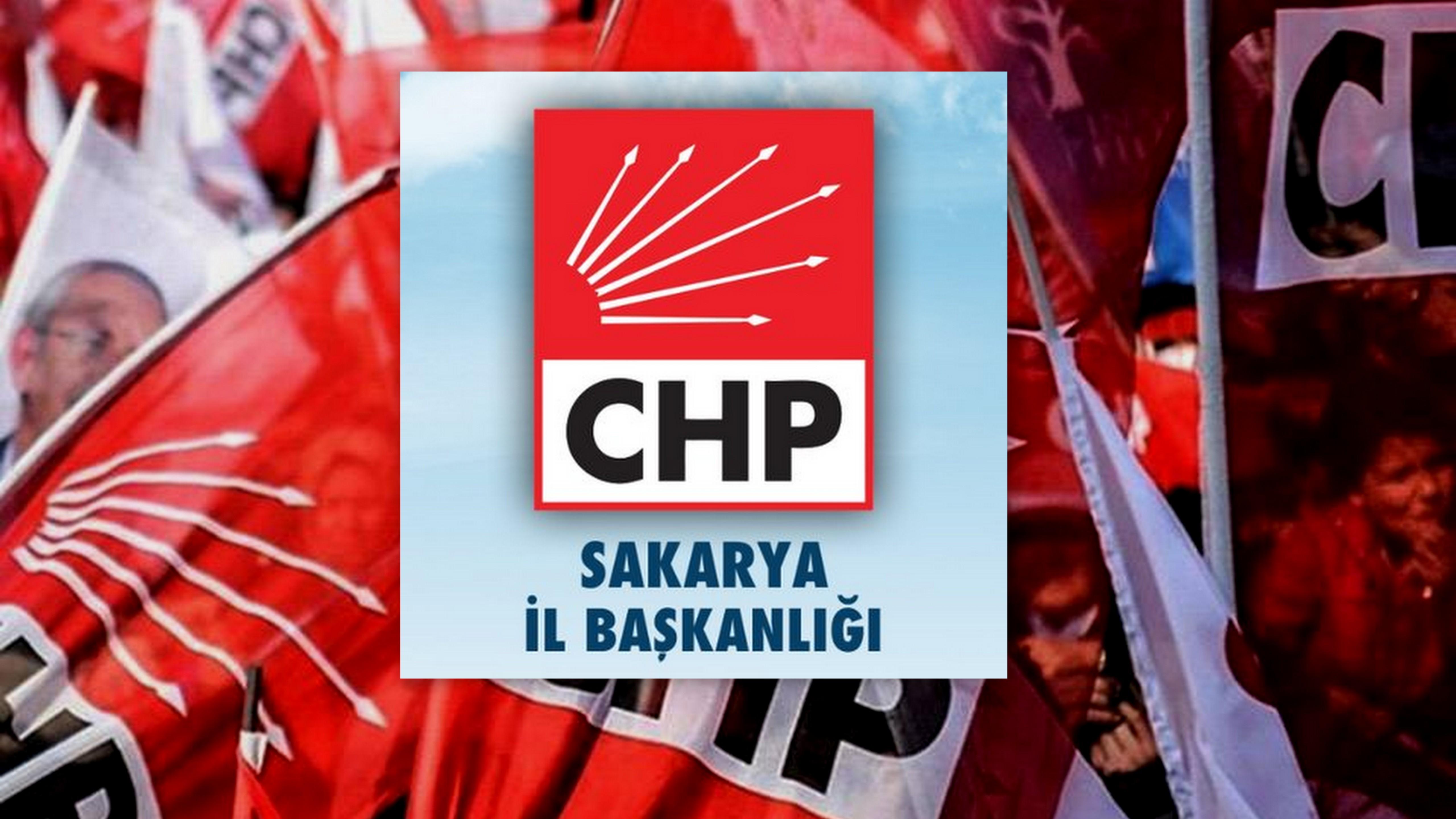 CHP'nin Sakarya Milletvekili adayları