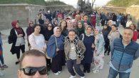 Ahmediye'liler Çanakkale'yi gezdi