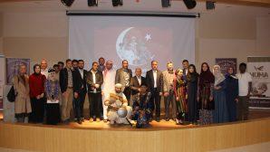 Uluslararası Kardeşlik ve Kültür Şöleni gerçekleşti