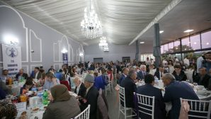 SESOB'tan anlamlı iftar buluşması